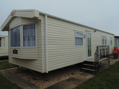 No. 7 Carnaby Ashdale (8 berth) caravan is new in 2016